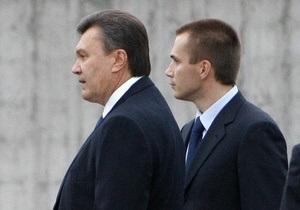 Корреспондент:  Бизнес сына Януковича