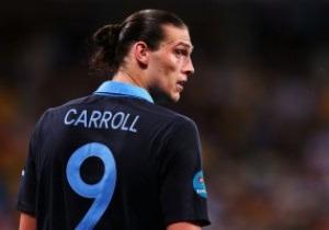 Кэрролл: В матче с Украиной будем играть на победу
