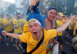 МВД: Десятый день чемпионата Евро-2012 прошел спокойно