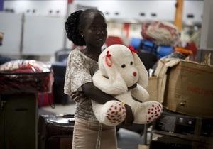 Ізраїль розпочав депортацію нелегальних мігрантів із Африки