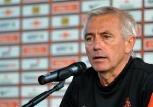 Наставник сборной Голландии: Не только игроки провалили Евро-2012, но и я