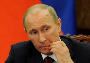 DW: Путін як об'єкт бажання