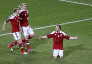 Бундесмашина: Германия легко побеждает Данию