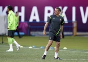 Наставник Португалии: Наша цель - обыграть сборную Нидерландов