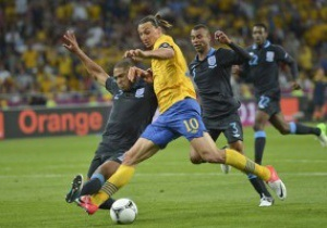 Ибрагимович продолжит выступления за сборную Швеции