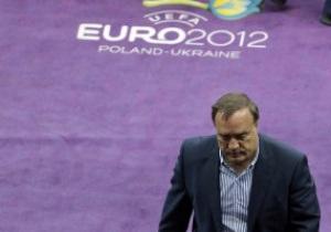 Боссы сборной России бросили своих подопечных в Варшаве