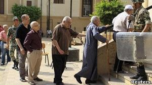 Єгипет: другий тур президентських виборів почався