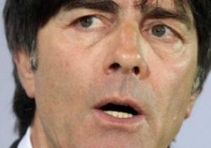 Лев может уйти с поста главного тренера сборной Германии