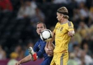 Тимощук: Мы сможем обыграть англичан со счетом 1:0