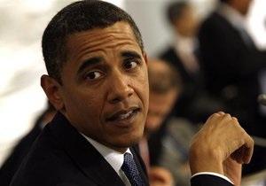 ЗМІ: Обама не оплатив рахунок у ресторані