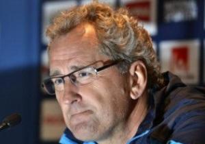 Тренер сборной Швеции: Операция прошла успешно, но пациент умер