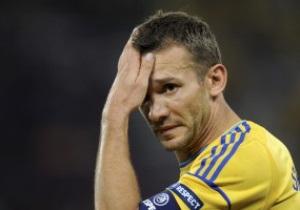 Шевченко: Проиграли из-за игры во втором тайме