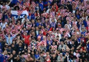 Хорватский болельщик погиб, отмечая ничью с Италией
