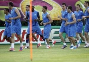 Лоран Блан определился с составом. Франция начнет матч против Украины без Насри