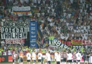 Немецкие фанаты пожертвовали деньги украинской детской больнице