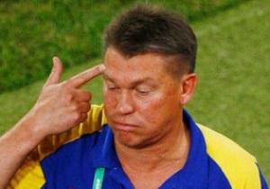 Блохін назвав головну проблему матчу з французами