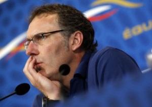 Тренер Франции о матче с Украиной: Мы должны думать только о победе