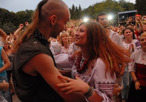 22 і 23 червня у Києві пройде дев ятий етно-фестиваль Країна мрій