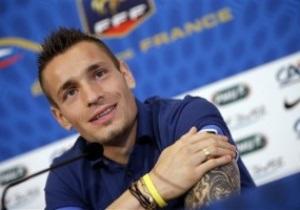 Игрок сборной Франции: Шевченко даже малейшую возможность может превратить в гол
