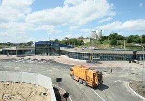 ЗМІ з ясували, як буде виглядати новий вокзал на Видубичах у Києві