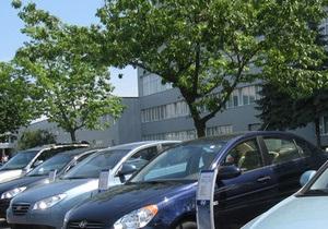 Ъ: В Україні можуть ввести збір на утилізацію автомобілів