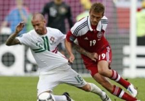 Спасибо, мы уже знакомы. Анализ матча Португалия - Дания