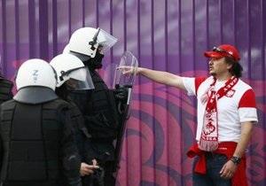 Путин напомнил польскому премьеру об ответственности за безопасность болельщиков