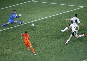 На матч Нидерланды - Германия пришли Абрамович и Ахметов