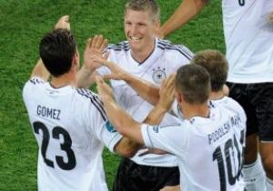 Нідерланди - Німеччина - 1:2. Текстова трансляція