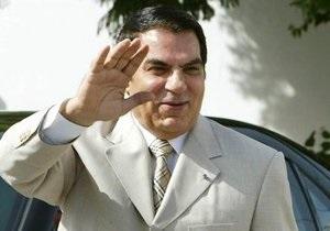 Екс-президента Тунісу заочно засудили до ще одного тюремного ув'язнення