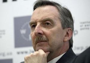 Немецкий посол отмечает толерантность украинцев по отношению к иностранцам
