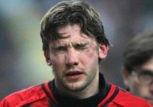 Вспомнил молодость. Шевченко хочет вернуться в Милан