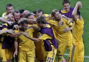 Букмекеры: Шансы Украины выйти в четвертьфинал Евро-2012 повысились до 56%