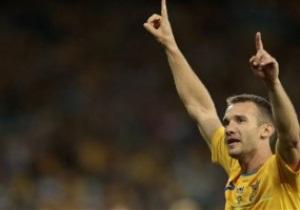Шевченко: Достигнутого на данном этапе уровня сборной во встрече с Францией может и не хватить