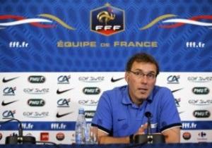 Наставник сборной Франции: Надеюсь, Украина в матче с нами будет рисковать