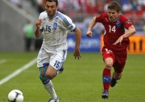 Евро-2012: Чехия возвращается в борьбу за плей-офф после победы над Грецией