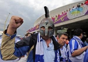 Греція vs Чехія - 1:2. Текстова трансляція