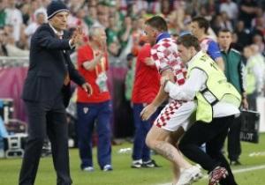 Хорватских фанатов строго наказали за поведение в Познани