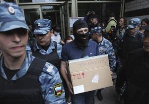 Reuters: Кремль провів спецоперацію проти опозиції напередодні мітингу