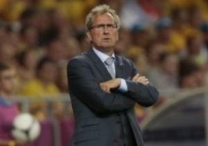 Наставник сборной Швеции: Мы заслуживали как минимум ничью