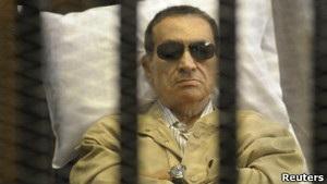 Влада Єгипту підтверджує поганий стан Мубарака, але заперечує кому