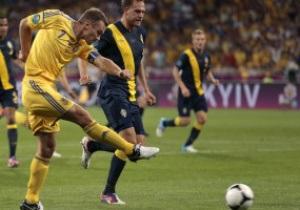 Украина vs Швеция - 2:1. Текстовая трансляция