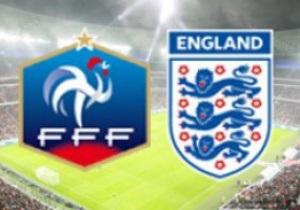 Франція-Англія - 1:1.  Live