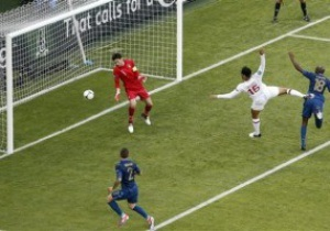 Франция-Англия - 1:1. Live