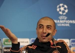 Англійські ЗМІ: Ді Маттео залишиться тренером Челсі