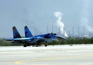 Евро-2012 в Донецке: в город прибыли дополнительные силы ГАИ и два истребителя