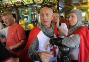 СМИ сообщают, что донецкий матч Англии и Франции рискует пройти при пустых трибунах