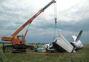 ЗМІ: Літак з парашутистами, що розбився, кілька разів намагався зайти на посадку