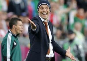 Билич: Я ожидал победы над Ирландией