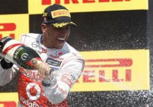 Формула-1: Есть седьмой. Льюис Хэмилтон выиграл Гран-при Канады